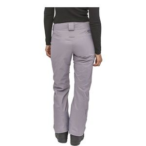 patagonia M lavender ski/snowboarding pants new